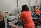 В День защиты детей в Калуге прошла акция по сбору крови