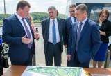 Хелипорт в Калуге заработает с 1 июля