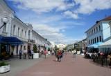 В День города улица Театральная превратится в концертную площадку