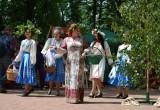 В калужском парке отметили праздник Святой Троицы
