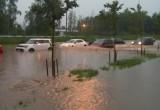 Потоп в Калуге 18 июня. Видео и фотографии