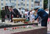 Калужане возложили цветы к могиле Неизвестного солдата