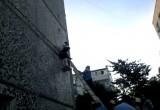 «Человек-паук» на улице Постовалова