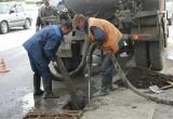 Обнинские коммунальщики очистили ливневую канализацию