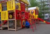 В Калуге хотят устанавливать детские площадки на несколько дворов