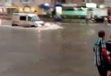 Волшебный мир России: Калуга опять ушла под воду. Подборка видео и фото 18.07.2016
