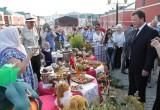 Достижения местных аграриев впечатлили гостей праздника «Калуга урожайная». Фотоотчет