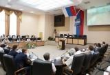 Александр Иванов принял участие в рабочем совещании руководителей подразделений Городской Управы