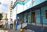 Александр Иванов и Максим Платов посетили отремонтированный детский сад «Ручеек»