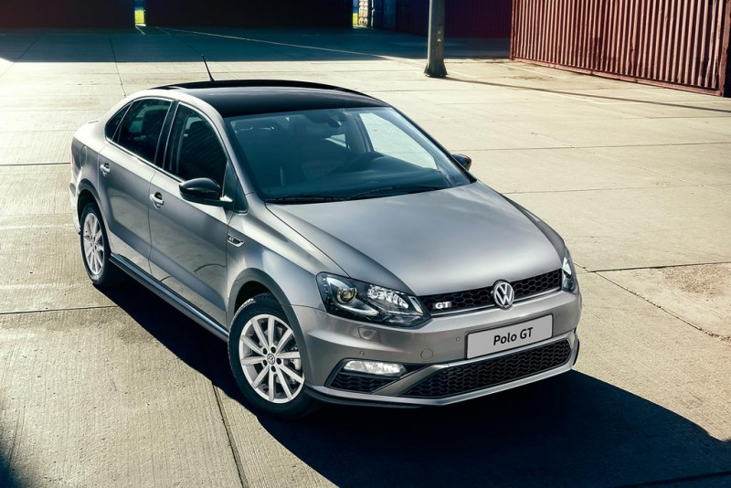 ВКалуге началось производство нового турбированного спорткара VW PoloGT