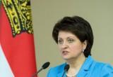 Губернатор отправил в отставку министра здравоохранения Елену Разумееву