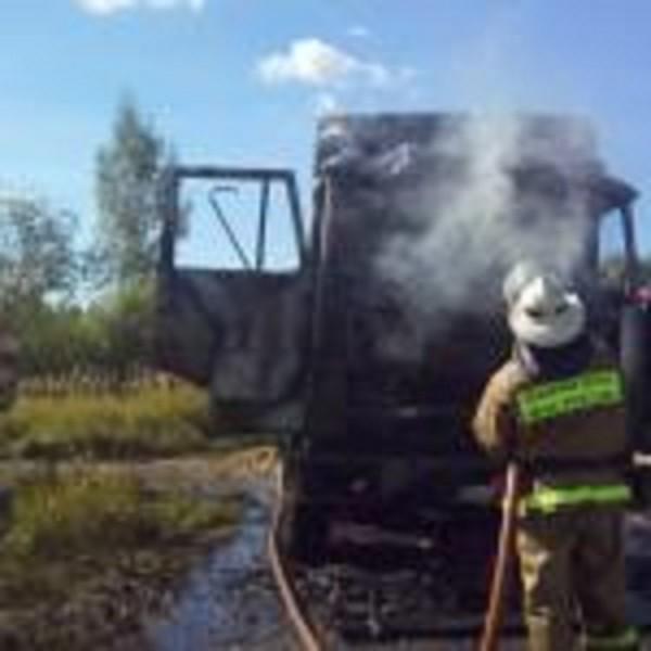 Ночью вКазани сгорели три автомобиля