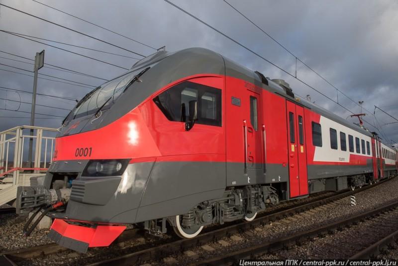 Между Калугой иМосквой будут курсировать новые поезда сWi-Fi