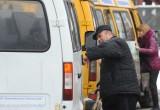 В Калуге отлавливают нелегальные маршрутки