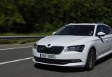 «Авто-Славия» начинает продажи Superb Combi третьего поколения