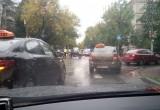 ДТП в центре Калуги. Есть пострадавшие