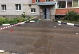 Калужский дебошир бросал мебель с девятого этажа!