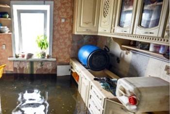 что делать если затопили соседи после пожара еще знаем