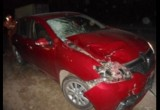 В Калуге иномарка насмерть сбила пешехода