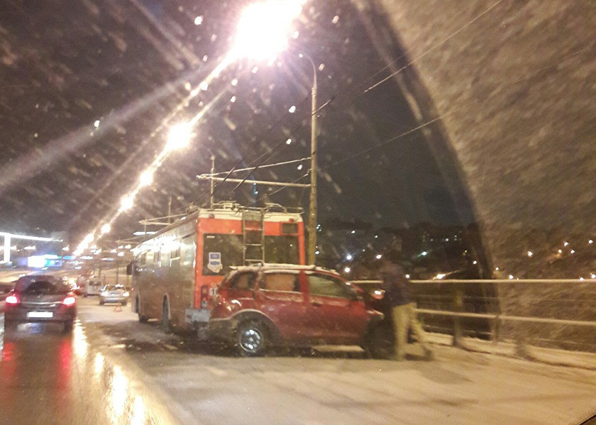 Крупное ДТП сучастием 17 машин вКалужской области