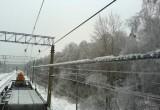 Поезда Киевского направления выбились из графика