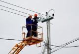 Энергетики четвертые сутки не могут ликвидировать последствия непогоды