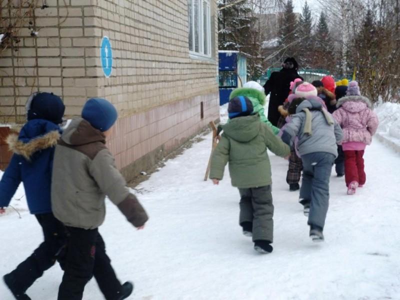 это детский сад и убыток яркий