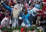 Дед Мороз дал старт новогодним праздникам в Калуге! Фотоотчет