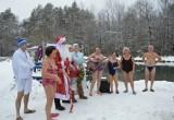 Калужские «моржи» открыли сезон зимнего плавания