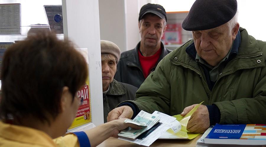 Пенсия работающих пенсионеров в воронежской области
