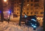 Водитель иномарки спровоцировал аварию в Калуге и попал в реанимацию