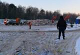 В Калуге закрыли полигон ТБО из-за близости к аэропорту