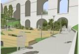 Новый парк на месте рынка сделают космическим