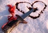 Бывший муж учинил кровавую разборку прямо на улице