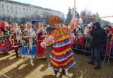 Масленица 2017 в Калуге. Фотоотчет с Театральной площади