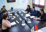 В Калужскую область приехала делегация из Китая