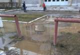 Разрушающийся Дворец спорта может уйти под землю. Фото