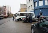 Во время протестной акции обманутых дольщиков задержали полицейские