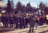 Калужане присоединились к волне общероссийских митингов против коррупции