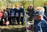 "Калужане провели акцию ""Эстафета памяти"". Фото"