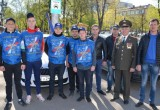 В Калуге начался автопробег по местам боевой славы
