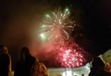 Огненные цветы салюта распустились в небе над Калугой! Видео