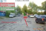 В Калуге водитель сбил ребенка и покинул место ДТП