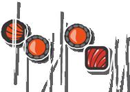 Фриролл, доставка японских блюд