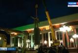 За ночь в Калуге снесли памятник Ленину на площади Старый Торг! Фото