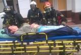 """Спасатели эвакуировали 46 человек из """"горящего"""" здания"""