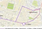 В Калуге изменится схема маршрута № 92