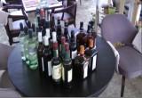 В калужском кафе торговали алкоголем без лицензии. Видео