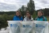 Акция «Вода России» собрала множество волонтеров в Калужской области