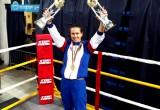 Спортсменка из Калуги победила на Кубке мира по кикбоксингу